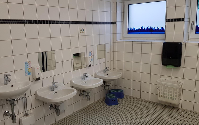 Bedarfe - Neues Bad für Kindergartenkinder - Taler für Wuppertal